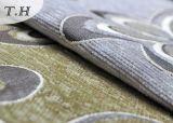 Type 2016 et tissu généreux de sofa et de meubles de jacquard de Chenille
