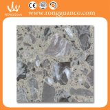 Floor Tile (RB113)のための灰色のMarble Artificial Stone Tile