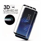 glace Tempered de dépliement d'accessoires de téléphone cellulaire de la chaleur 3D pour la note 5 de Samsung