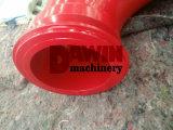Zoomlion Dn125 3m da bomba de concreto tubo endurecidas (T 7,0 mm)