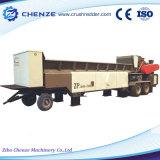 moteur diesel peut être déplacer déchiqueteuse découpeuse à bois