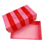 Contenitore di regalo rigido di timbratura caldo su ordinazione di lusso del cartone delle caselle di carta di marchio con il coperchio