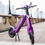 350V Scooter vélo électrique pliant Ebike