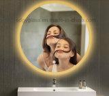 Casa de Banho da tela de toque Smart espelho com luz de LED