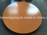 Beste Leistung und Entwurfs-halbautomatische Ladeplatte, die Verpackungs-Maschine ausdehnt