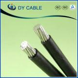 Cable de alimentación de líneas aéreas de transmisión de paquete de antena de cable de 3 núcleos de Cenia Runcina Triton Triplex Cable ABC