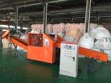 Polyester-Garn, das Gerät schier und schneidet