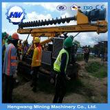 Gleiskette eingehangener Stapel-Hammer für Sonnenenergie, photo-voltaisches PV-System
