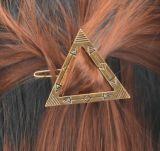 De geometrische Juwelen van de Manier van de Klem van het Haar voor Schoonheid