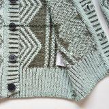 Vestiti dei bambini del maglione del cardigan dei ragazzi lavorati a maglia alta qualità