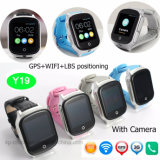 3G adultes avec GPS tracker GPS Watch+LB+WiFi Y19