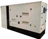 супер молчком тепловозный генератор 225kVA с двигателем 1306c-E87tag4 Perkins с утверждением Ce/CIQ/Soncap/ISO