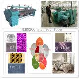 空気ジェット機の織機Zax9100の織物の編む機械