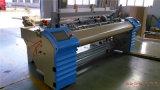 Materia textil de algodón que hace las máquinas para la hoja de base
