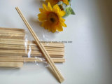 Produire des baguettes en bois en bambou en vrac