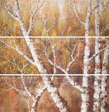 Peinture à l'huile de paysage décoratif (ADB0079)