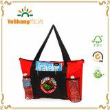 Nuovo sacchetto non tessuto d'acquisto non tessuto della chiusura lampo di disegno Bag/PP/sacchetto di Tote non tessuto