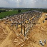 창고를 위한 조립식 가벼운 강철 금속 구조