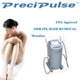 A FDA, Médico aprovado pela CE LIP/Shr Máquina de beleza da Máquina