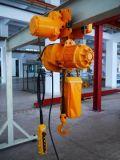 élévateur à chaînes électrique utilisé par 1ton, élévateur à deux vitesses (WBH-01001D)