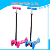 China Wholesale Kids Deslice Scooter con ruedas intermitente juguetes para bebés