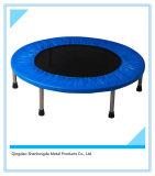 Mini Fitness Salto Trampolín con barra de seguridad para el gimnasio