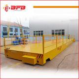 中国の製造者の専門の柵転送のカートのための電気ワゴン製造業者