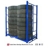 Racking estacando do armazém ajustável do pneumático do caminhão