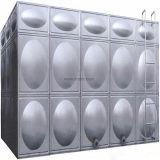 De aço inoxidável de alta qualidade com isolamento do filtro de água do tanque de armazenagem de água