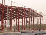 Большой стальной каркас кузова строительство здания 2017