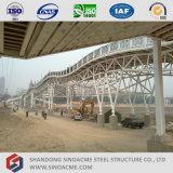 Tubo de Aço Sinoacme Estrutura de serrilha para ponte de aço