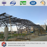 鋼鉄橋のための鋼管のトラス構造