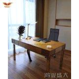 Jogo de quarto personalizado moderno da mobília do quarto do hotel (HY-029)