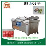 Machine de empaquetage et de scellage de double chambre pour la nourriture