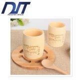 Tazza di tè di bambù creativa diretta della fabbrica con il marchio su ordinazione