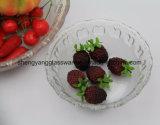 Завод обеспечивает рельефным стекла салат чашу/фруктов/Группа стеклянная чаша