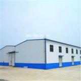 Neueste Entwurfs-Stahlkonstruktion-Gebäude mit bester Isolierung