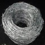 網の塀のためのとげがある金属線