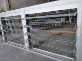 Finestra Louvered di vetro di alluminio di nuovo disegno