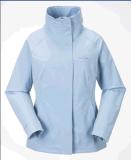 Куртка полиэфира женщин напольная