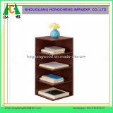 Het goedkope Commerciële MDF van de Melamine Modulaire Eenvoudige Houten Boekenrek van Pb