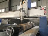 Gravura para trabalhar madeira Máquinas CNC 4 Eixos Roteador Madeira 1325