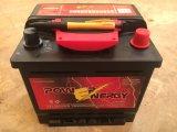 bateria de armazenamento acidificada ao chumbo livre do carro da manutenção 12V45ah (DIN45MF)