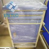 Preço direto da fábrica de aço Cold-Rolled Armário de leito hospitalar com Rodas