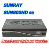 Ricevente satellite del Se PVR di DM800HD con la chipset Sunray