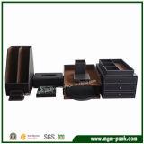 Conjunto de mesa de couro / Secretária de escritório / papelaria de escritório de couro