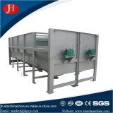 Installatie van de Verwerking van de Maniok van de Machine van de Peddel van de Fabriek van China de Schoonmakende