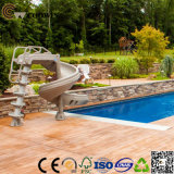 Outdoor Basketball synthétique Flooring tablier solide