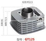 Motorrad-zusätzlicher Zylinder für Gt125