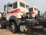 中国の北のベンツのBeiben 380HP 420HPのトラクターのトラック6X4